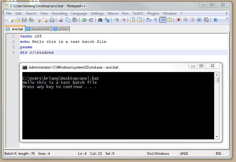 Windows Tip: How To Copy Files without Overwriting Them in Command Line